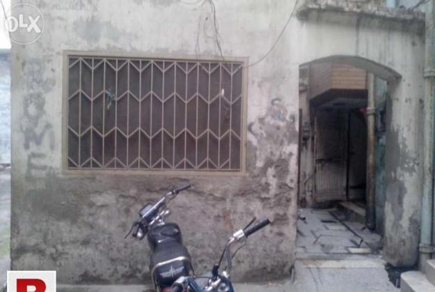 House for sale in prime location of rwp