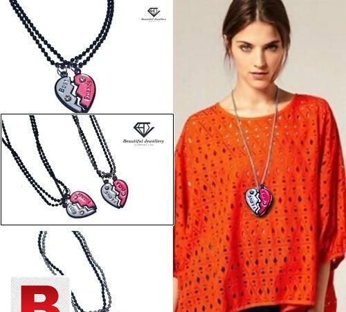 I love you necklace for special couple