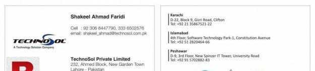 I.t. solution provider company now in faisalabad technosol