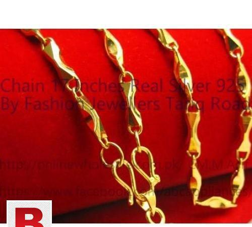 Imperial chain 17 inches real silver 925