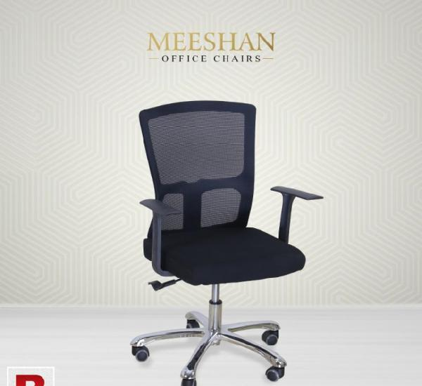Imported & Fancy Revolving Office Chair for sale in Lahore