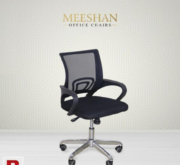 Imported, Modern Revolving Office Chair for sale in Lahore