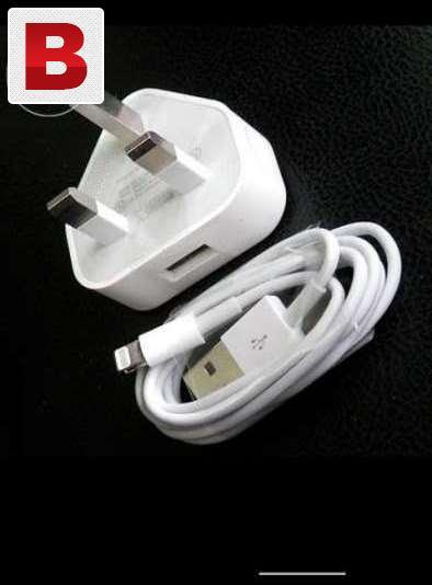 Iphone 5s 100% orignal charger datacable