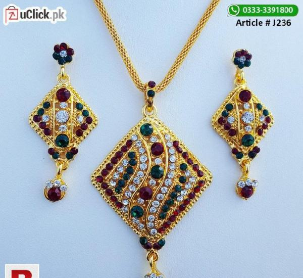 Jewelry set beautiful for women
