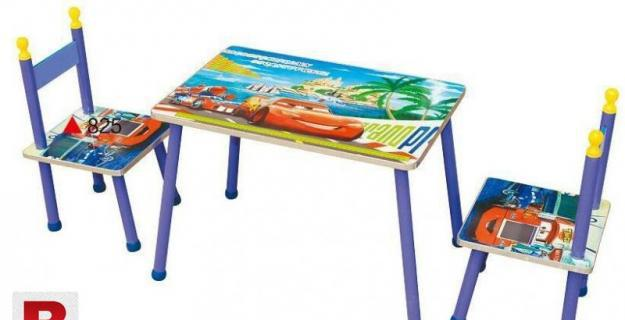 Kids table and two chair set