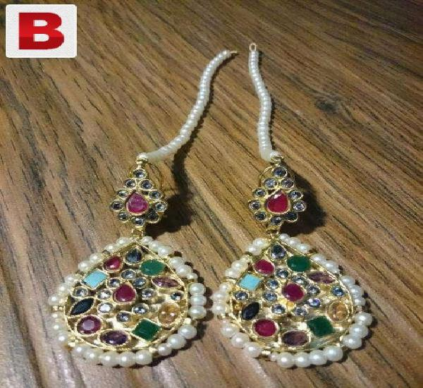 Latest earring collection for girls