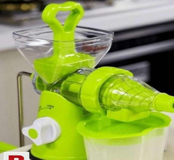 """Manual juicer machine for fruits & vegetables """""""