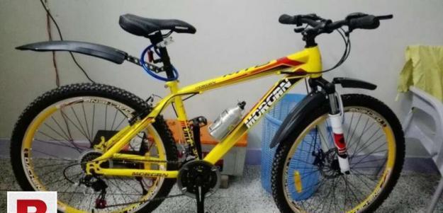 Mountain bike morgan
