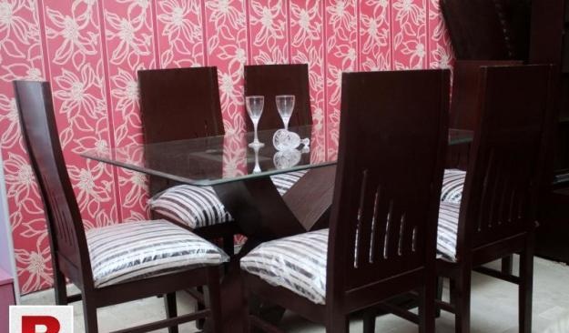 New modern dining table | six chairs linner design | shesham