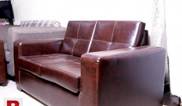 New modern sofa set | seven seater | imported leatheright.