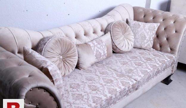 New classic original chester field sofa seven seater in