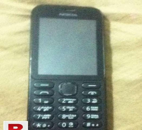 Nokia 215 good condition sealed black original
