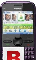 Nokia e5 (exchange possible)