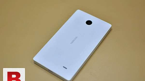 Nokia x (dual sim) white colour mint condition