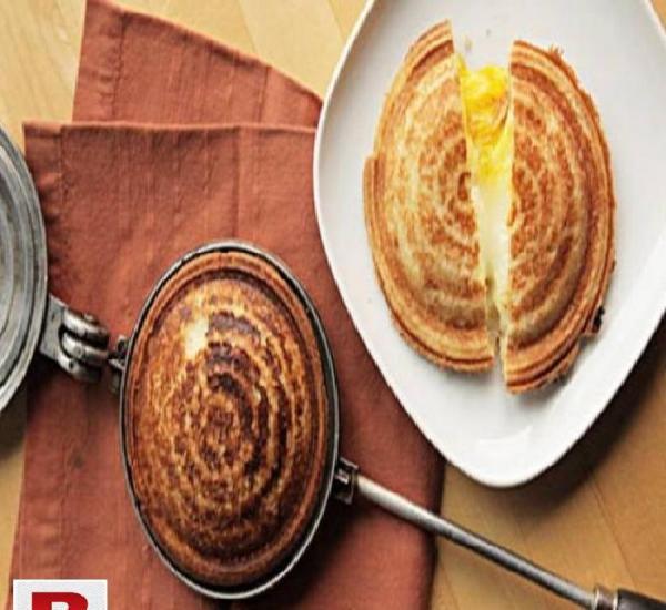 Oddity toas-tite aluminum sandwich grill -regular