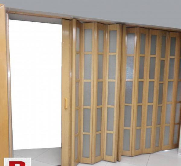 Pvc folding door 【 OFFERS September 】 | Clasf