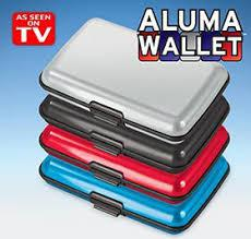 Pack of 3 Aluma Wallet in Lahore