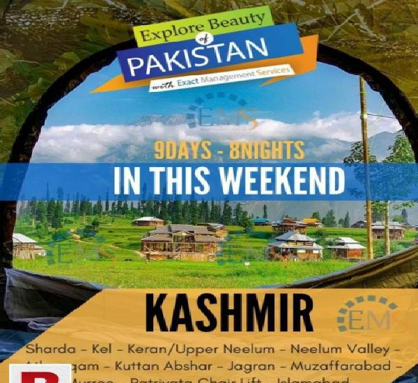 Pakistan tour packages 2019 by ems-tours and events planner