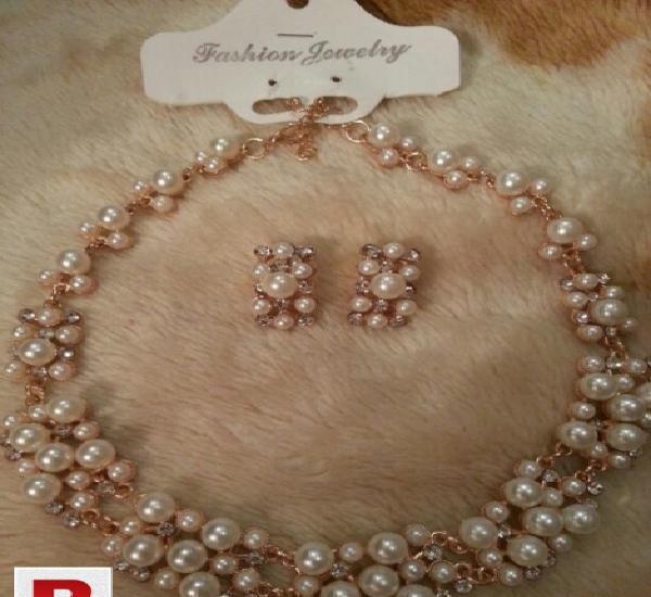 Pearl jewelry set 2016 new