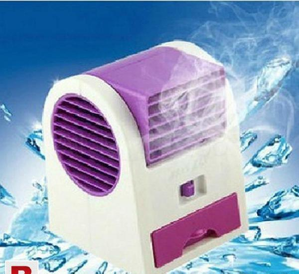 Portable mini usb air condition fan