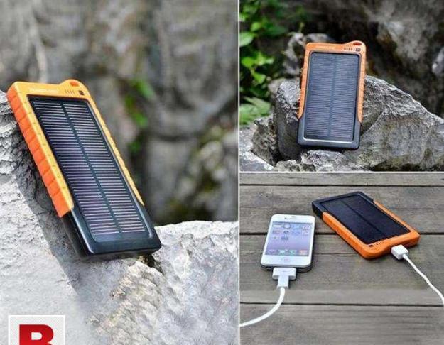 Poweradd apollo 7200mah solar panel charger