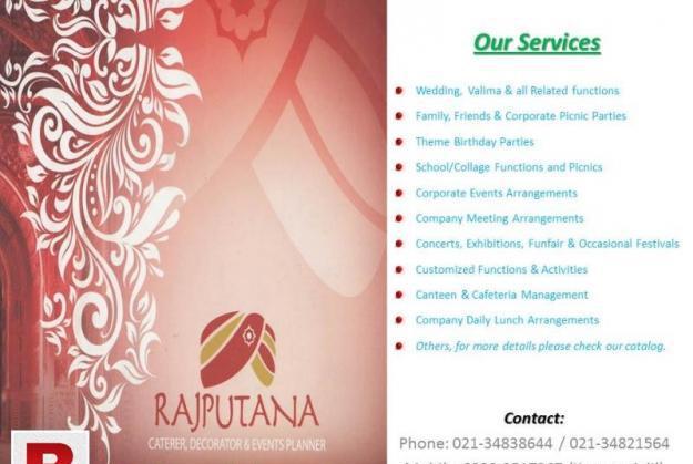 Rajputana event planners