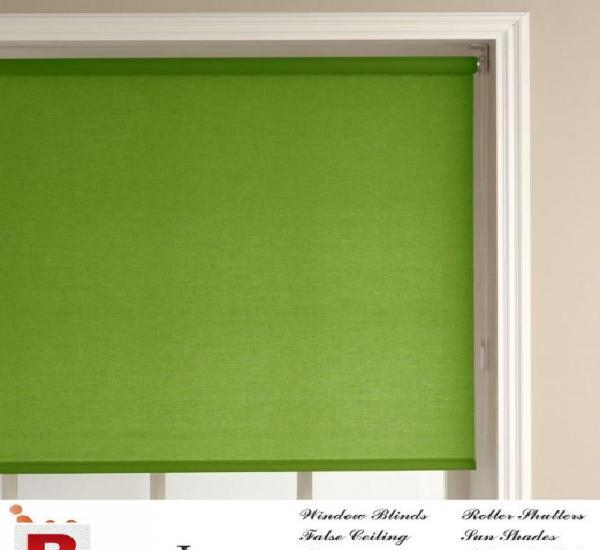 Roller window blinds i rollup blinds