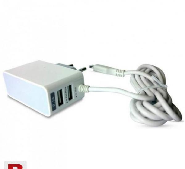 Samsung charger led dual usb 2.1a & cash on delivery service