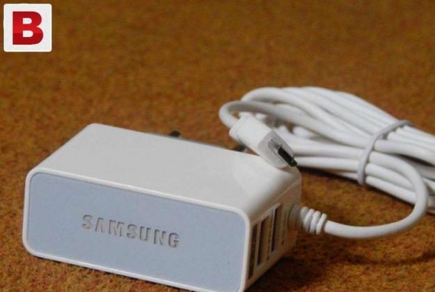 Samsung charger led dual usb original 2.1a