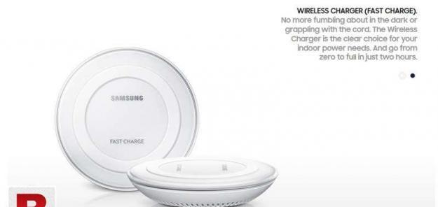 Samsung fast wireless charging pad original