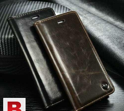 Samsung galaxy s6 edge flip wallet leather case