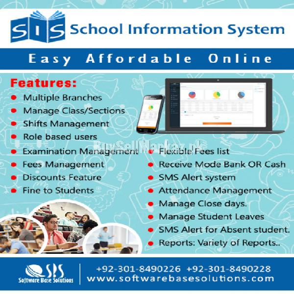 School information software sis