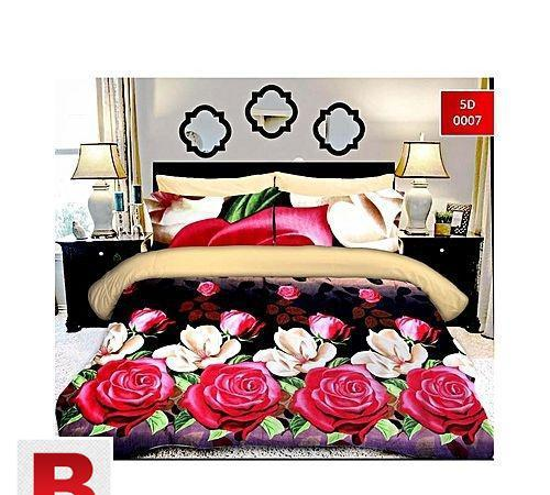 Seaon he eid ka, ab payen bari bachat on 5d bed sheets 10%