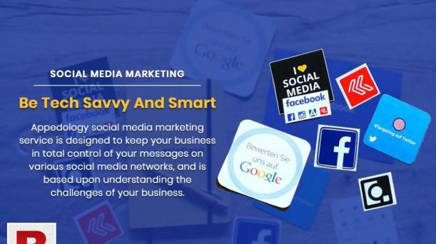 Social media marketing company |protege global