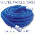 Swimming pool equipment (hose pipe for vacuuming),