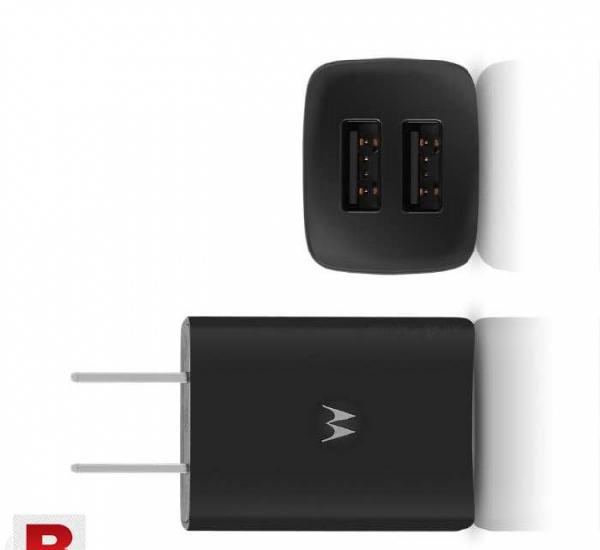 Universal dual usb socket charger