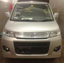 Used suzuki wagon r stingray 2012