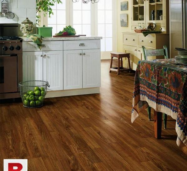 Vinyle flooring and wooden flooring and vinyle carpet