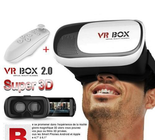Virtual reality vr 2.0