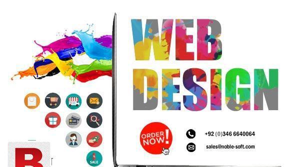 Website design with free domain registration