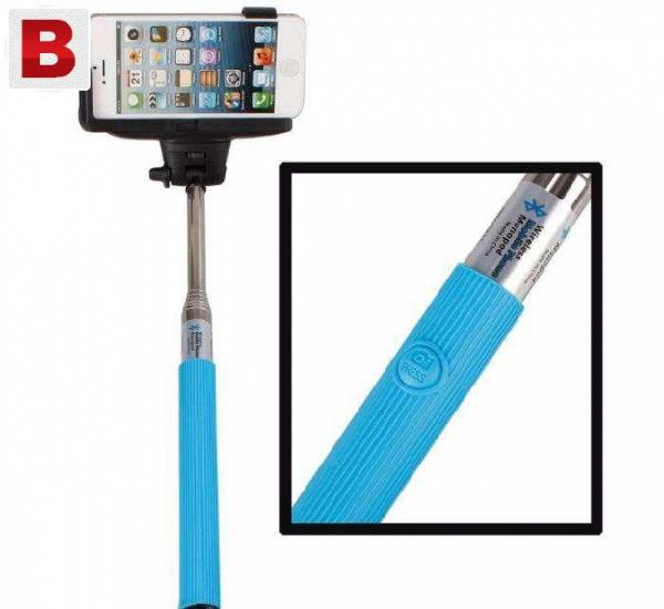 Wireless monopod z07-5 handheld selfie stick bluetooth