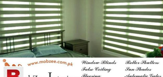 Zebra blinds i window blinds