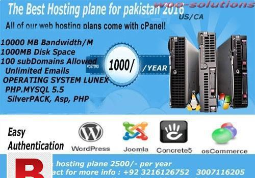 Best and cheap hosting plane 1000/-rs of 1000 mb