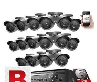 Cctv cameras complete setup hd