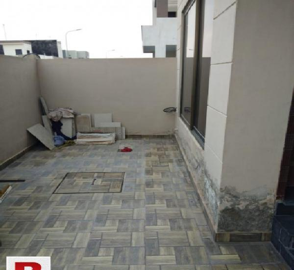 Hot location house in a block in top society dha rahber