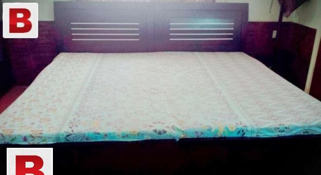 king size bed in lamination for sale