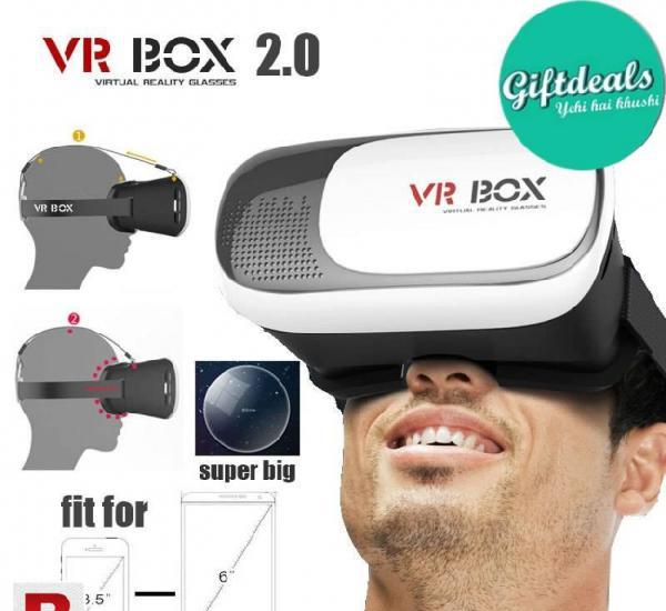3d virtual reality 2nd generation glasses