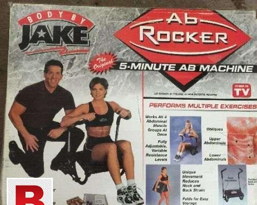 Ab rocker exercise machine imported from england