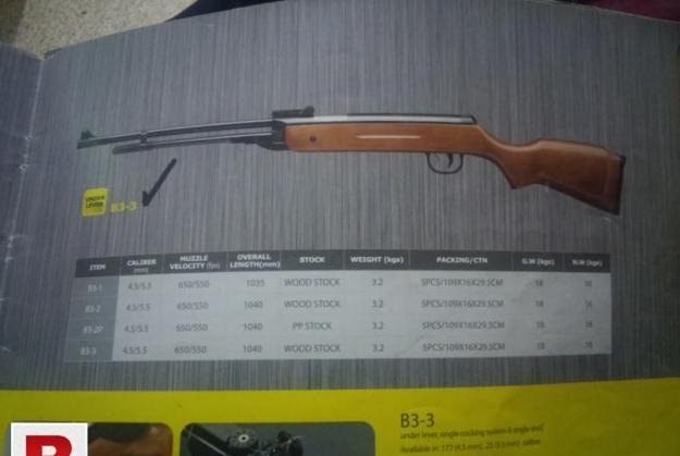B3-3 china airgun