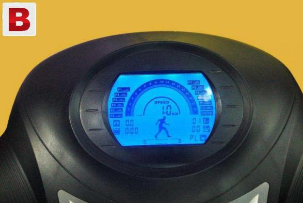 Best condition treadmill with pulse calories time checker